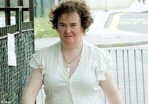 Susan Boyle, grande invitée du « Grand Journal »