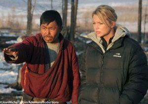 Télé : Virginie Efira dans les forêts enneigées de Mongolie