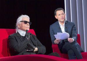 TV : ce soir, on écoute les confidences de Karl Lagerfeld sur « Le Divan » de Fogiel