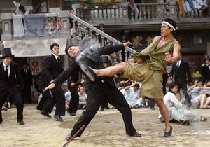 TV : ce soir, on s'éclate devant Crazy Kung-Fu