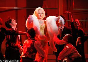 Uma Thurman joue les Marilyn Monroe ratées