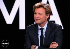 A cause d'Alice Taglioni, Laurent Delahousse perd ses moyens à l'antenne