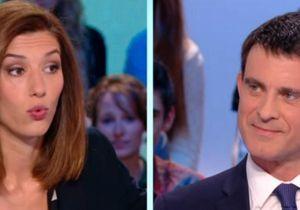 Au Grand Journal, Doria Tillier a donné une leçon de com à Manuel Valls