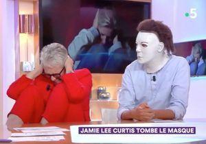 « C à Vous » : l'astuce de Jamie Lee Curtis pour regarder des films d'horreur sans avoir peur