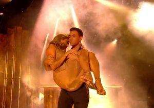 Danse avec les Stars : Clara Morgane divine sur un tango torride