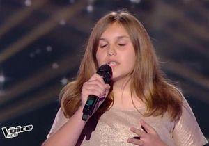 Découvrez l'incroyable performance d'une adolescente de 14 ans dans « The Voice Kids »