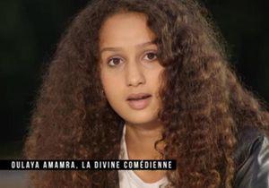 Oulaya Amamra, l'actrice du film Divines, s'adresse à la Comédie Française