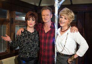 Sting s'invite sur le plateau de Catherine et Liliane et il chante pour elles