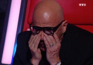 The Voice : Pascal Obispo, en larmes pendant l'hommage à Maurane