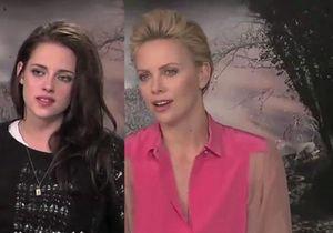 Charlize Theron vs Kristen Stewart : qui est la plus belle dans « Blanche-Neige et le Chasseur » ?