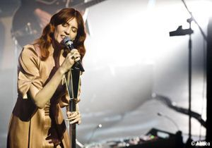 « Florence + the Machine », son live exclusif