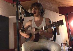 [VIDEO] En studio avec Julien Doré
