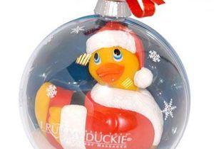 Le canard rhabillé pour les fêtes !