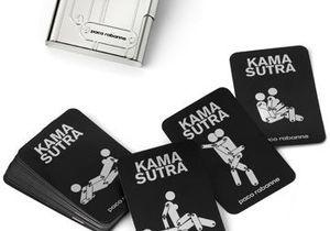 Le Kama Sutra vu par Paco Rabanne
