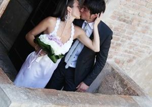 Un mariage sur les traces de Roméo et Juliette