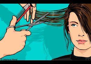"""""""A 45 ans, j'ai découvert le coiffeur"""""""