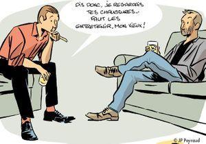 «  Au secours, mon mec est chaussures addict ! »