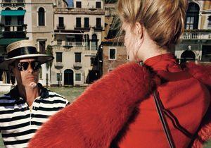 « J'ai connu l'aventure à Venise »