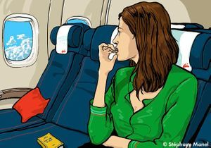 « J'ai enfin réglé ma phobie de l'avion »