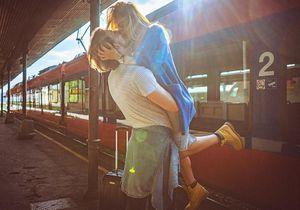 « J'ai pris un train nommé désir... »
