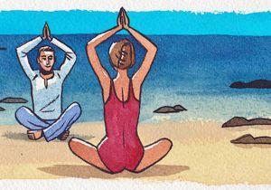« Je suis tombée amoureuse du prof de yoga »