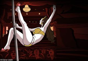 « Le burlesque a réveillé mon couple »