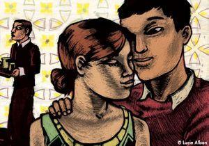 « Mon mari a dix-sept ans de moins que moi »