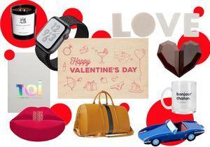 Des cadeaux Saint-Valentin pour séduire votre copain