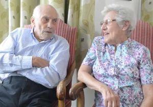 A 91 et 103 ans, ils sont les plus vieux mariés du monde