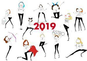 Votre année 2019 sera-t-elle placée sous une bonne étoile ?