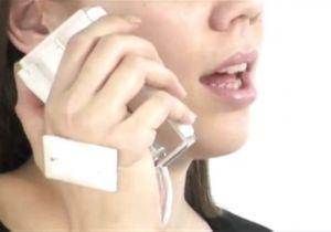 Bientôt, un téléphone capable de vous embrasser !