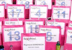 Des sex-toys offerts à l'équipe de France de foot