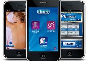 Envie de pimenter vos soirées ? Téléchargez l'appli Durex !