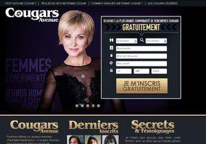Femmes cougars : elles ont enfin leur site