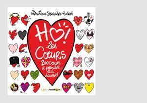« Ho ! les cœurs » : un livre pour s'en donner à cœur joie