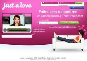 « Just a love » : le speed dating derrière son écran