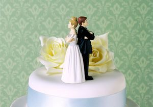 La crise fait chuter le nombre de divorces