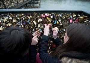 Les cadenas du pont des Arts remplacés par des œuvres d'art