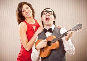 Les femmes craquent pour les guitaristes