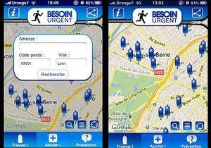 Localisez les distributeurs de préservatifs sur votre iPhone