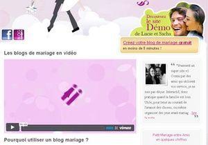 Mariage : créez votre blog pour communiquer avec vos invités