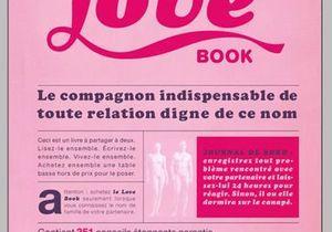 On ne lâche plus son « Love book » !