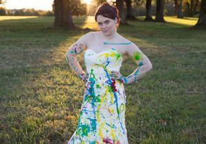 Plaquée cinq jours avant son mariage, elle ravage sa robe