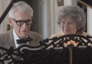 #PrêtàLiker : ils rejouent « Là-Haut » pour fêter leurs 60 ans de mariage