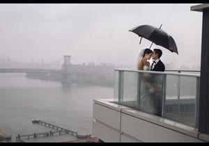 #PrêtàLiker : quand une tempête s'abat durant la cérémonie de mariage