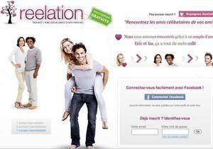 « Reelation » : rencontrez les amis célibataires de vos amis