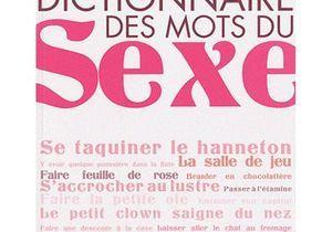 Un dictionnaire pour dire les mots du sexe
