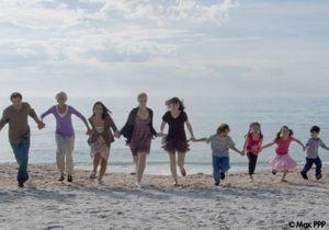 Vacances en famille : le défi des couples ?