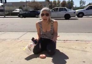 Vidéo : il effraie 22 fois sa petite amie (pour rire !)