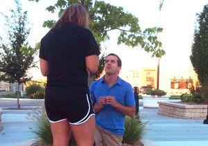 Vidéo : le premier Ice Bucket Challenge version demande en mariage
